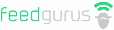 logo feedgurus podcast
